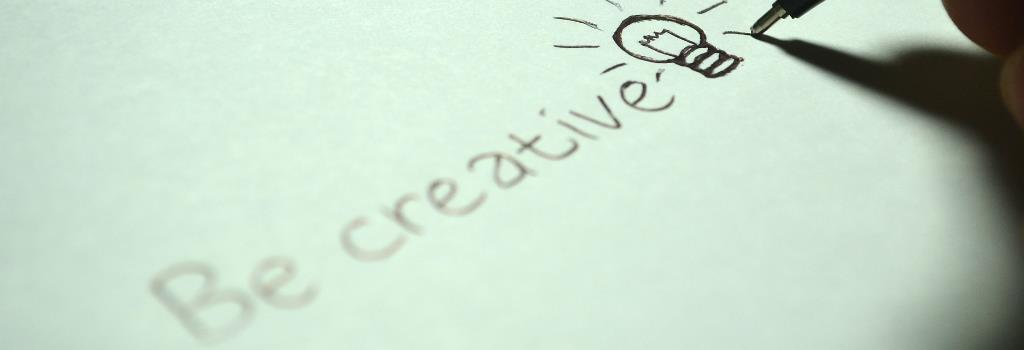 Kreativ sein bei der Auswahl neuer Content Ideen